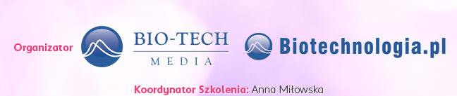 Organizator: Bio-Tech Media oraz Biotechnologia.pl