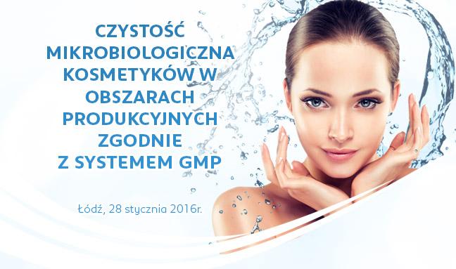 Czystość mikrobiologiczna kosmetyków w obszarach produkcyjnych zgodnie z systemem GMP 2016-01-28 | Wyświetl obrazy zaby zobaczyć treść!